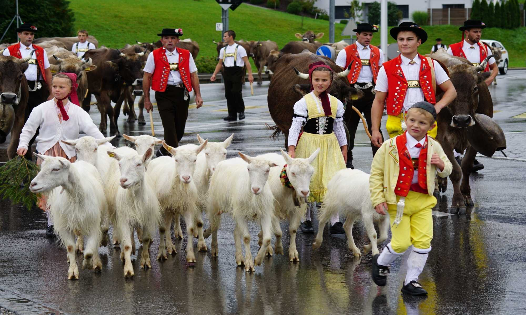 Appenzell, CH