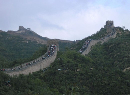 Beijing – The Great Wall