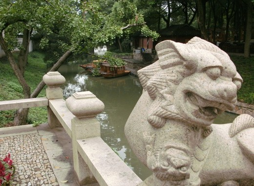 Suzhou – Tiger Hill